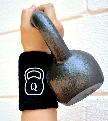 Amazon quest athletics kettlebell wrist guard pair