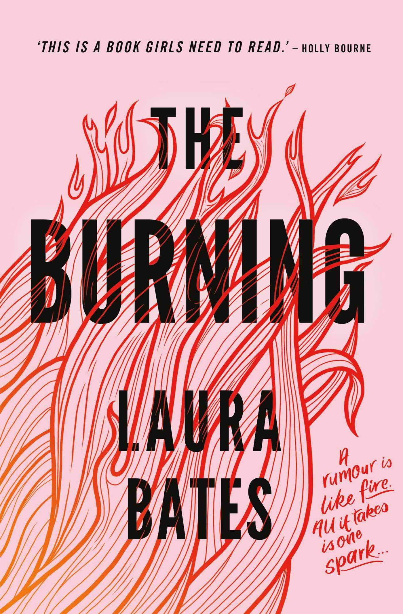 Risultato immagini per laura bates the burning