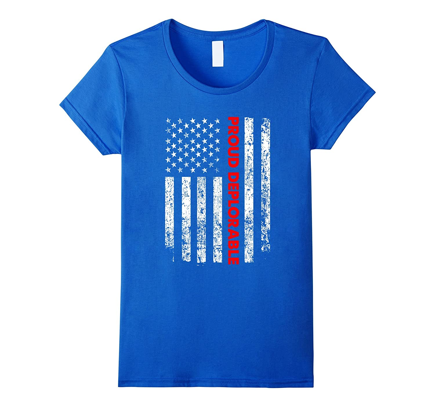 Proud Deplorable Conservative Shirt American-Awarplus