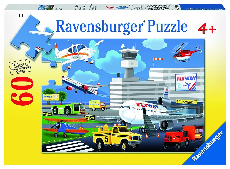 el estilo clásico Ravensburger Ravensburger Ravensburger 09620 60pieza(s) Puzzle - Rompecabezas (Jigsaw Puzzle, Dibujos, Niños, Niño/niña, 4 año(s), 99 año(s))  Venta barata