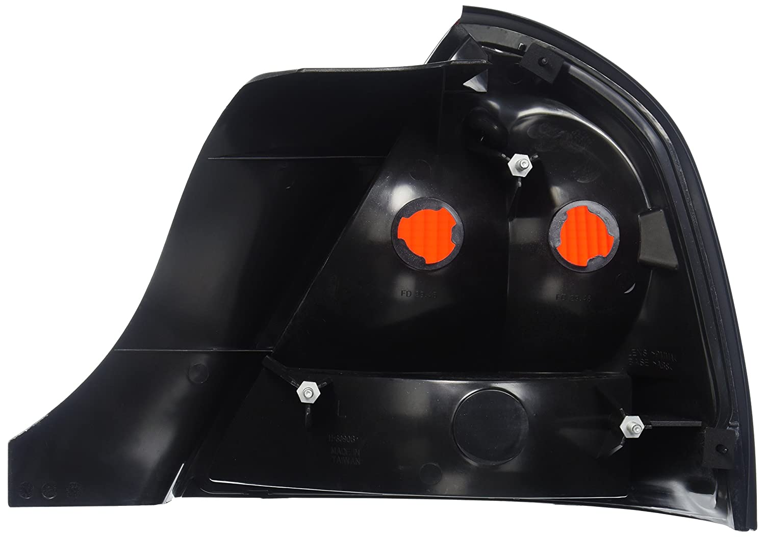 TYC 11-6090-01-1 Mercury Grand Marquis Left Replacement Tail Lamp