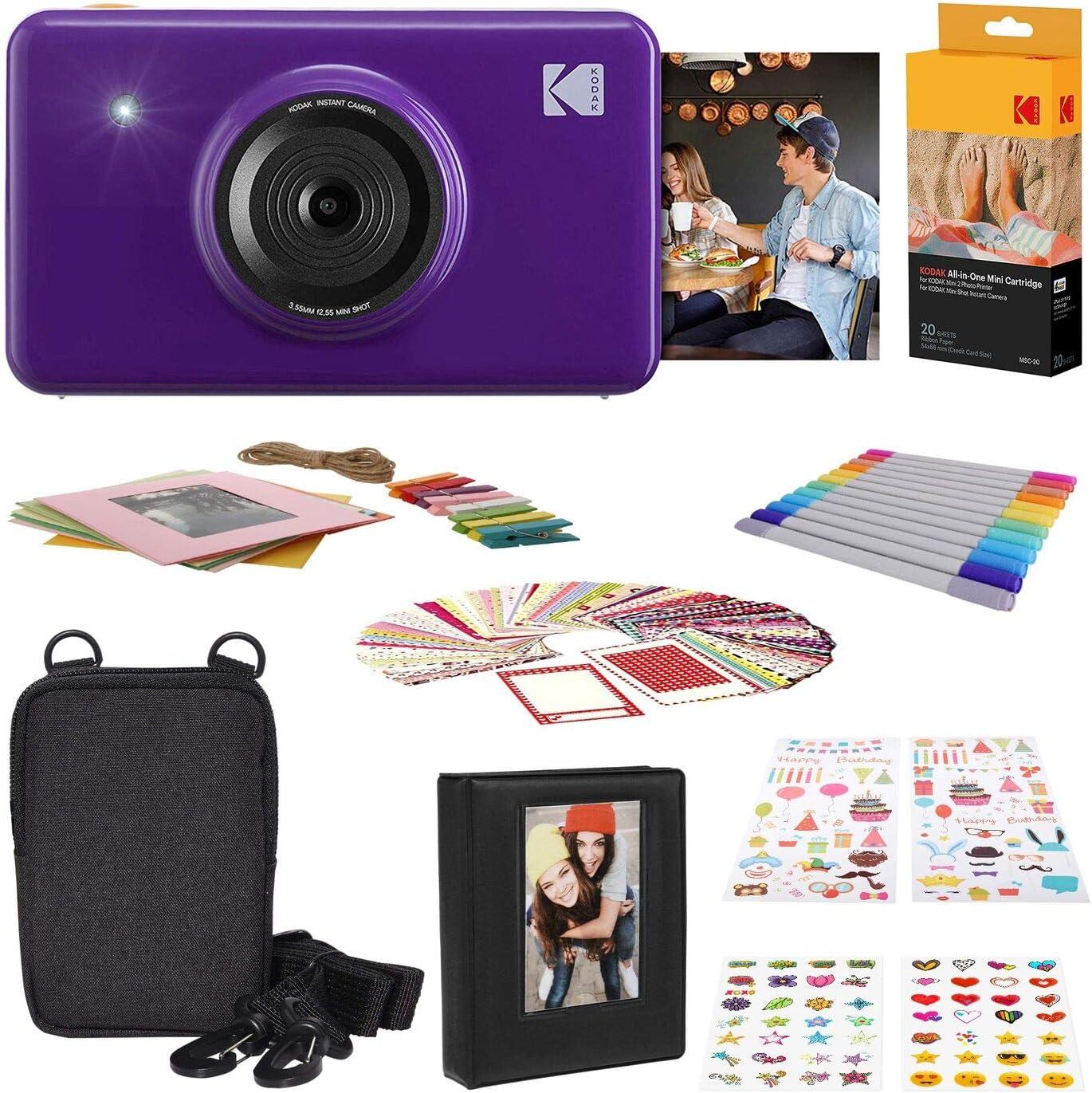 Kodak Mini Shot Wireless Sofortbild Digitalkamera Kamera