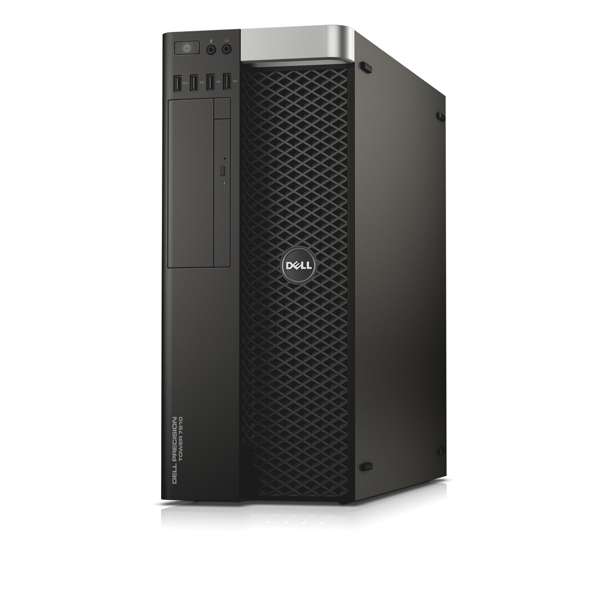 Dell Precision T7810 Workstation 2X Intel Xeon E5-2690 V3 2.6GHz 12 Core 64GB DDR4 Memory Quadro K5000 480GB SSD + 1TB HDD Win 10 Pro (Certified Refurbished)