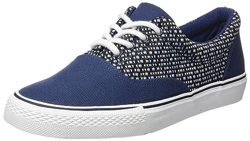 Springfield Bamba Frabric, Zapatillas de Deporte para Hombre, Azul (Blue), 40 EU: Amazon.es: Zapatos y complementos