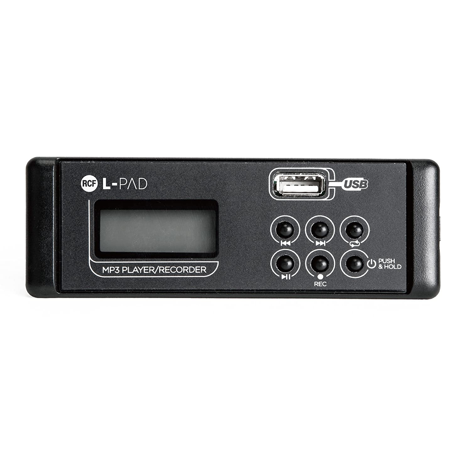 RCF L Pad Player Recorder card mkII LPAD-MP3-R
