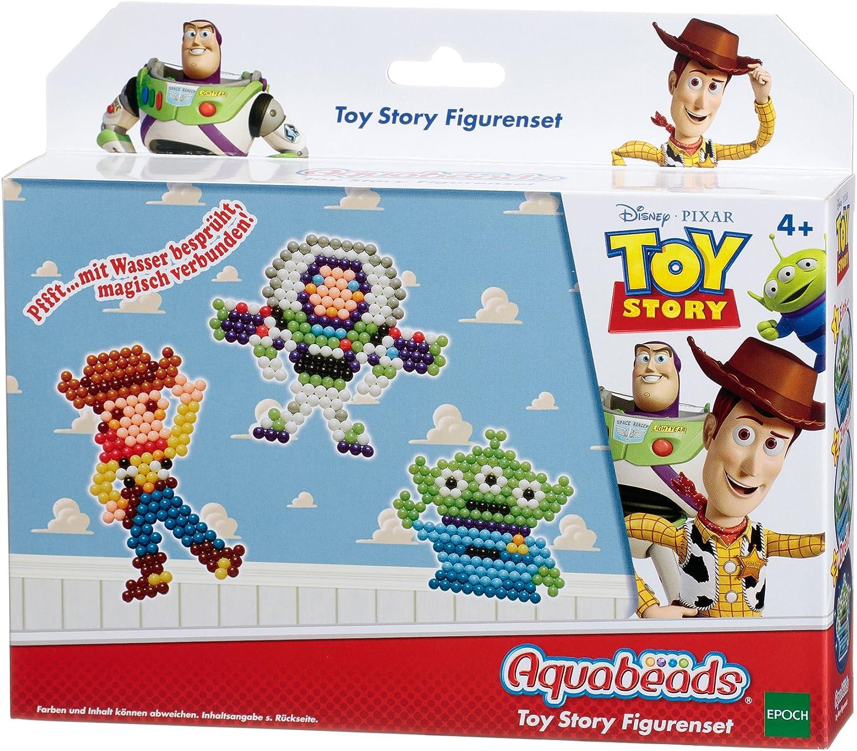 EPOCH Traumwiesen aquabeads 30119 – Toy Story Set de Figuras, Juego de Manualidades para niños: Amazon.es: Juguetes y juegos