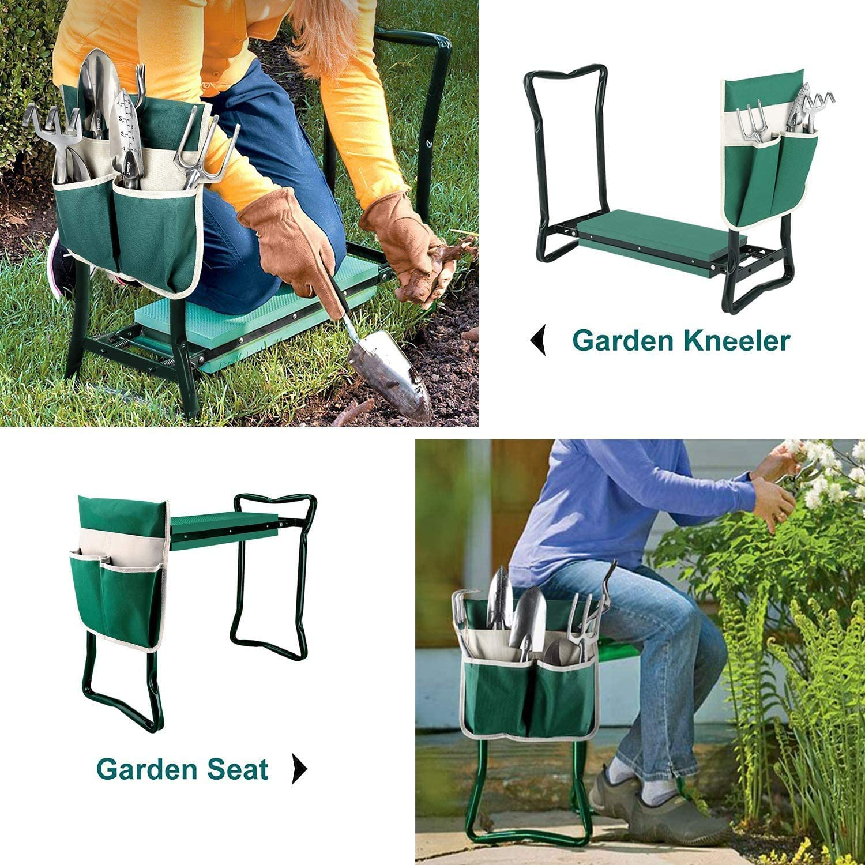 Garden Seat Kneeler, garden kneeler, garden kneeler and seat, kneeler seat, gardening seat