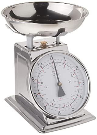 11 lb Capacity Taylor Weighing Bowl Digital Kitchen Scale