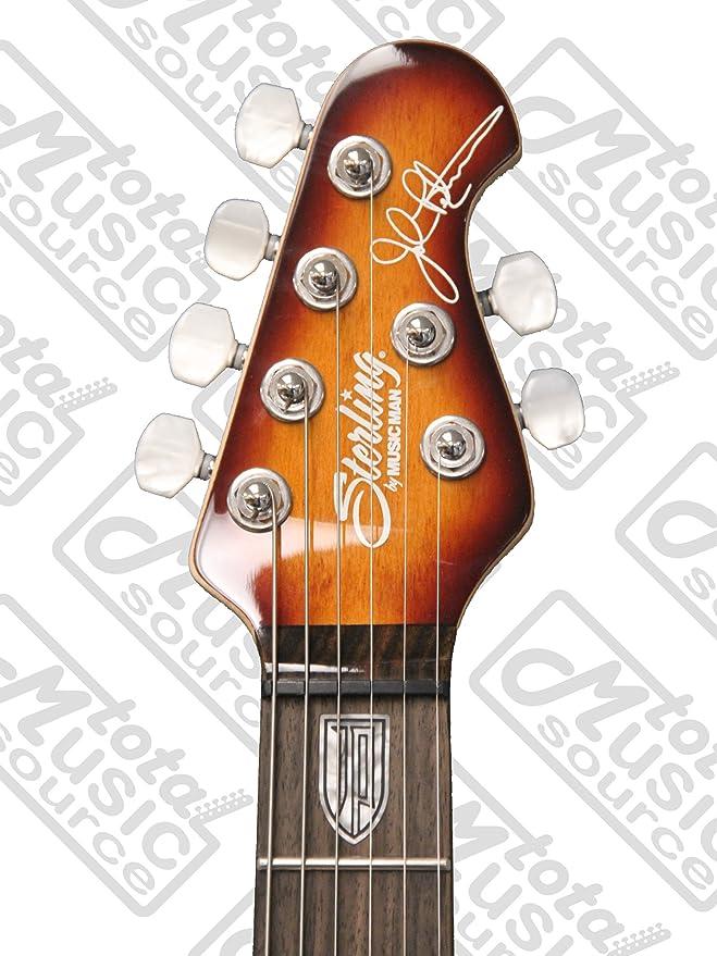 Guitarra electrica john petrucci sterling jp100 koa vintage ...