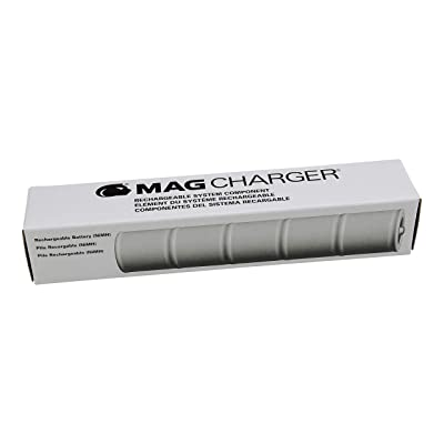 Maglite 6 Volt NiMH Battery Pack for Mag Charger - ARXX235: Home Improvement