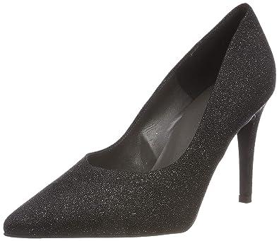 13a9e571f5 Peter Kaiser Women's Danella Closed Toe Heels, Black (Schwarz Night 600) ...