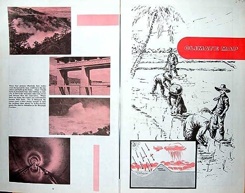 Philippinen-Klima Polillo Sulu Bohol der FarbeKarten-1959: Amazon.de ...