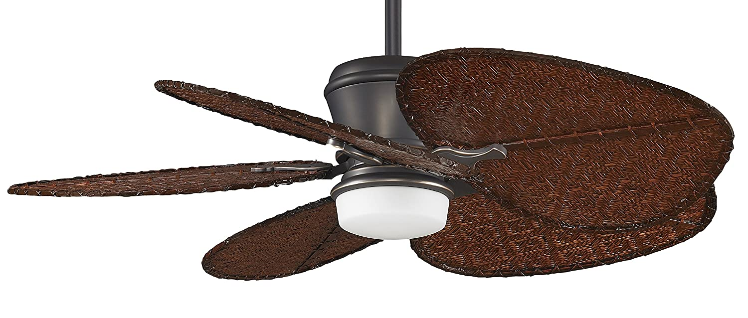 shaped blade about remodel covers rustic ceiling palm blades com fans fancy leaf fan amazon southwestobits with