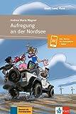 Aufregung an der Nordsee: Buch + online (Stadt, Land, Fluss ...)