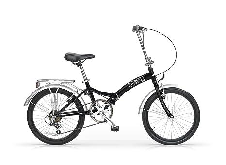Bicicletta Folding Pieghevole.Bicicletta Folding Ruota 20 Easy Pieghevole 6 Velocita Mbm