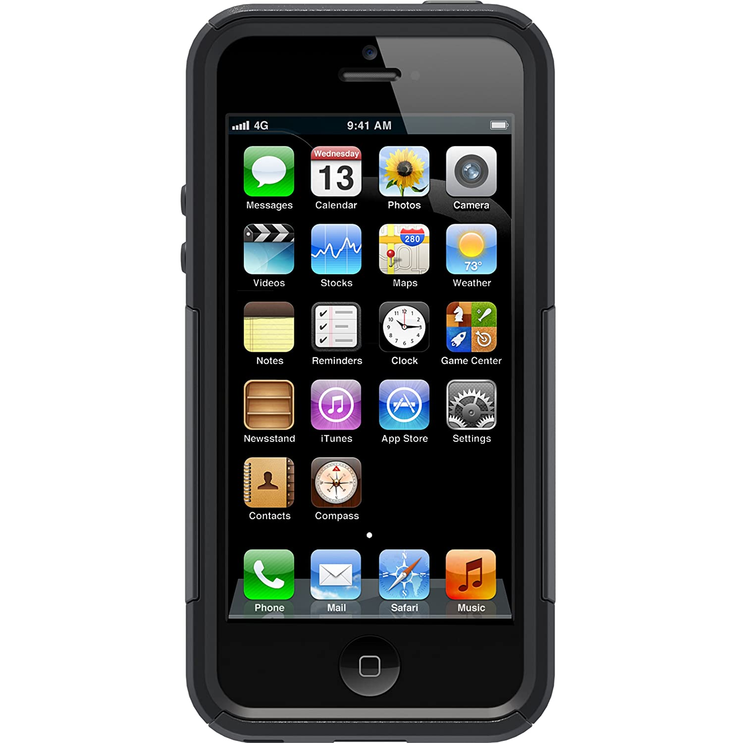 OtterBox Commuter Series Two-Layer Protection Case: Amazon.co.uk ...