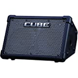 "Roland CUBE-ST-EX Cube Street EX 50-watt 4-channel 2x8"" Battery Powered Guitar Combo Amplifier with 1 Year Free Extended…"