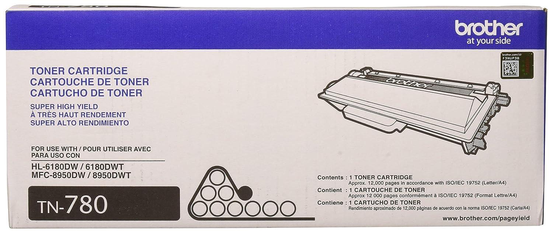 Brother TN-780 Cartucho de tóner Original Negro 1 Pieza(s ...