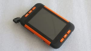 ViSee LVM-300 3.5 Inch Portable Video Magnifier Reading Aide for Low Vision with Stand