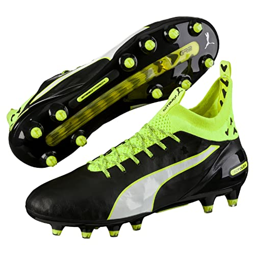 Puma Men s Evotouch Pro Fg Football Boots  Amazon.co.uk  Shoes   Bags e4410e074
