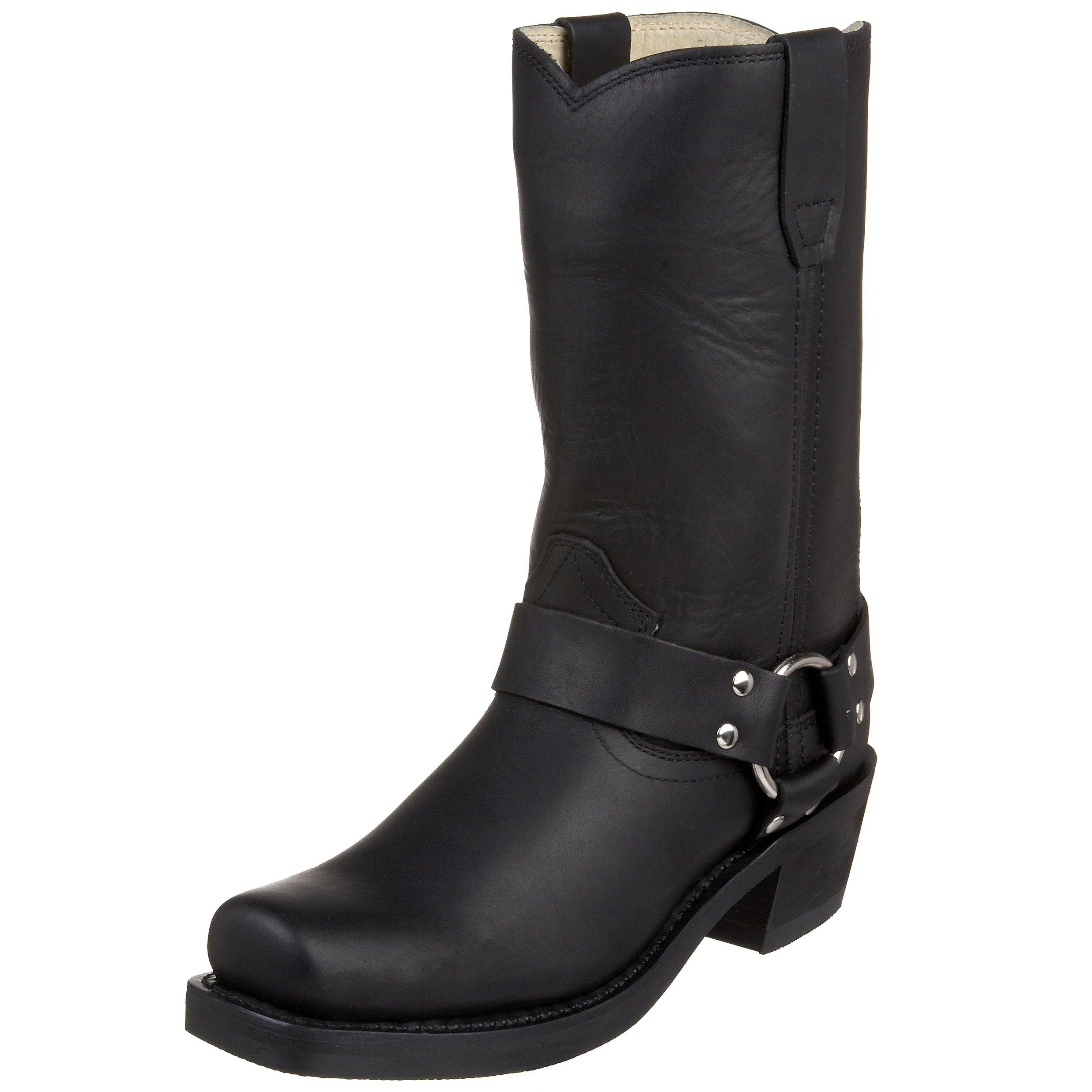 Durango Women's RD510 10'' Crossroads Harness Boot,Black,8 M US