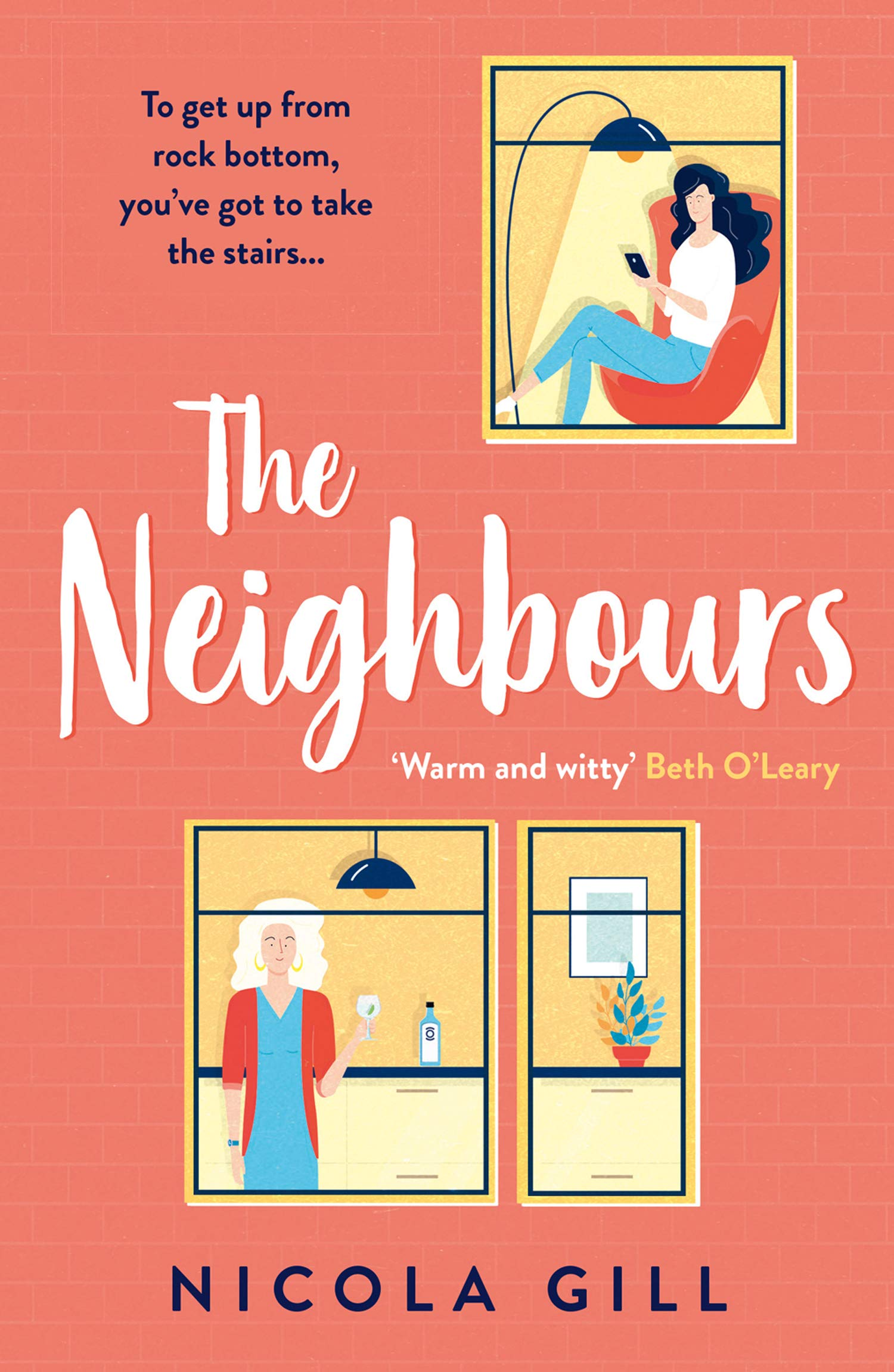 The Neighbours: Amazon.co.uk: Gill, Nicola: 9780008355395: Books