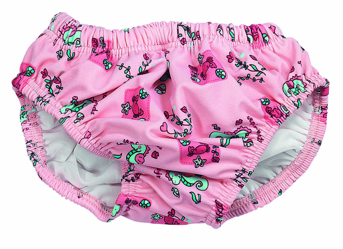 Fashy Girl's Nappy Pants with String Small(62/68) 128331