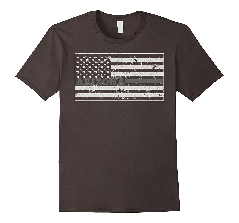 Arizona Shirt Correction Officer Shirt Prison Guard Shirt-TH