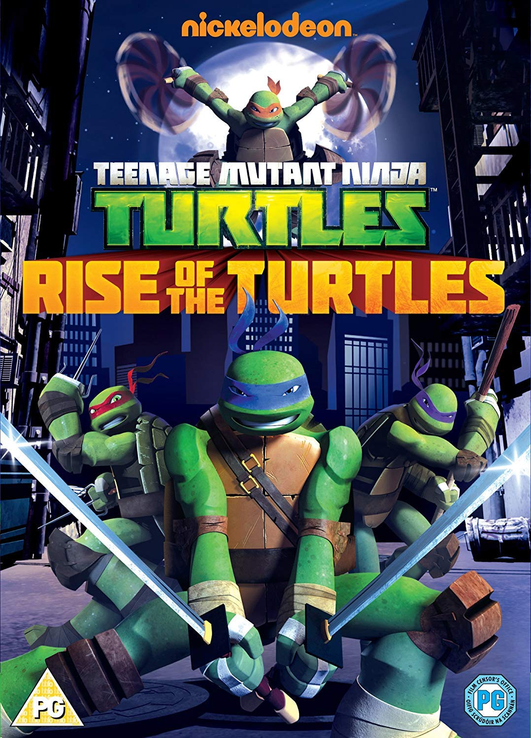 Teenage Mutant Ninja Turtles: Season One, Vol. 1 - Rise of ...