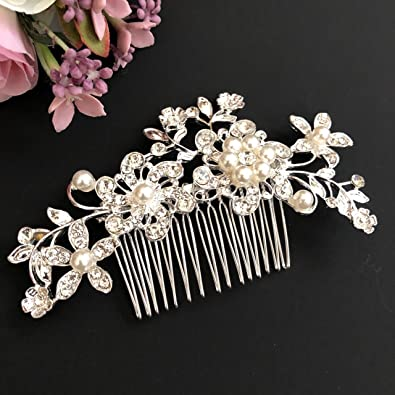 Amazon ヘアアクセサリー 専門店 Loaris 結婚式 髪飾り かんざし