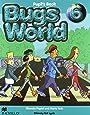 Bugs World 6 Pupils Book - 9780230719576