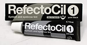 RefectoCil Cream Hair Dye (Pure Black)