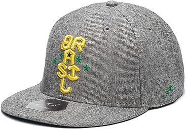 Fi Collection Brazil Stack Snapback Hat