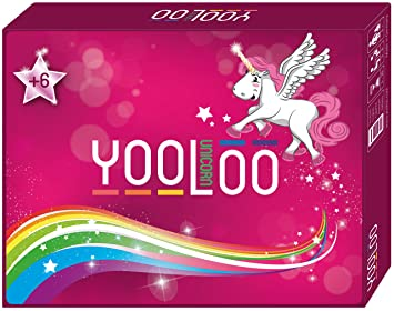 Yooloo Unicorn El Divertido Juego De Cartas Para Ninos Padres Y