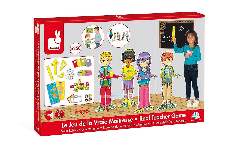 Janod Jura Toys Toys Toys J430012 Lehrer-Spiel a14d05