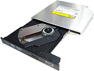 HAZYYO Laptop Internal UJ-260 UJ260 12.7mm SATA 6X Blu-ray Burner BD-RE BDXL DL Dual Layer Bluray Recorder Super Slim Internal Optical Drive