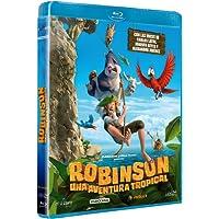 Robinson, una aventura tropical [Blu-ray]