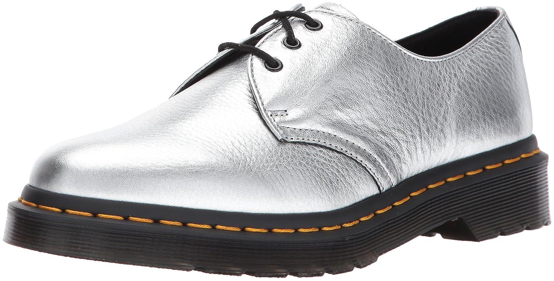 Dr Martens Mujer Plata Santos 1461 Zapatos 37 EU Argent