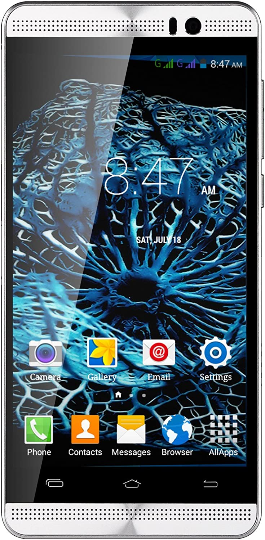 XGODY 5.0 Pulgadas Android 5.1 Desbloqueado Smartphone MTK6580 Quad Core hasta 1.2 GHz ROM 8 GB Dual SIM Doble cámara GPS WiFi Bluetooth Pantalla táctil Smartphones: Amazon.es: Electrónica