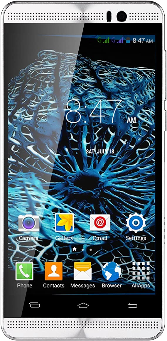 XGODY 5.0 Pulgadas Android 5.1 Desbloqueado Smartphone MTK6580 ...