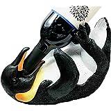 Amazing Birds Of Antarctica Emperor Penguin Wine Oil Bottle Holder Figurine Kitchen
