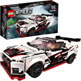 LEGO76896SpeedChampionsNissanGT-RNISMO RacerToy withRacingDriverMinifigure,RaceCarsBuildingSets