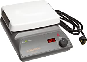 Corning 6795-400D PC-400D Hot Plate, Digital Display, 5