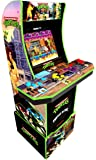 Arcade1Up Teenage Mutant Ninja Turtles Tmnt Home Arcade Machine, 2 Games In 1, 4 Foot Cabinet with 1 Foot Riser…