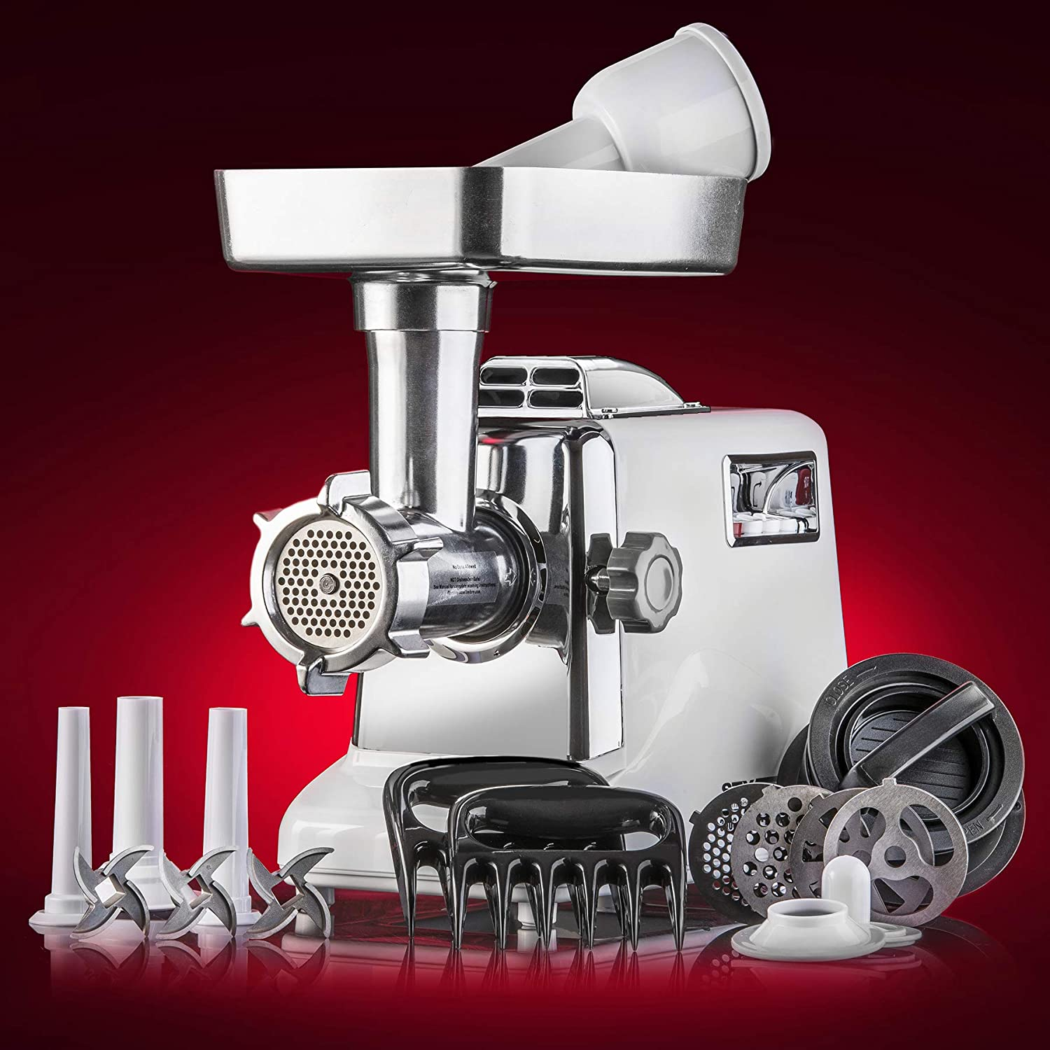 best electric meat grinder