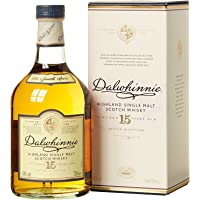 Dalwhinnie 15 Years Old Single Malt Scotch Whisky, 70cl