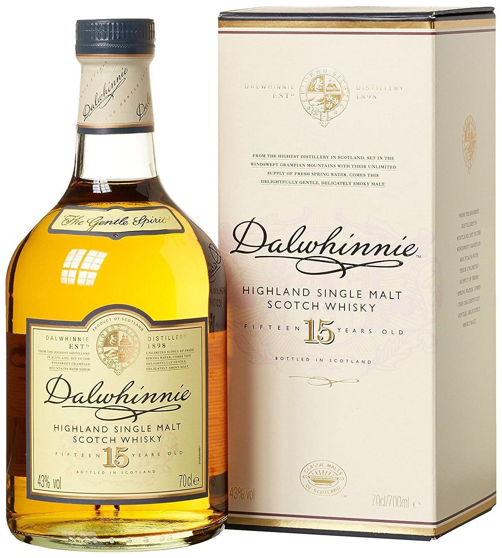 f37da44311fb Dalwhinnie 15 Years Old Single Malt Scotch Whisky