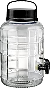 Artland Tailgate Beverage Dispenser, 2 gallon, Black