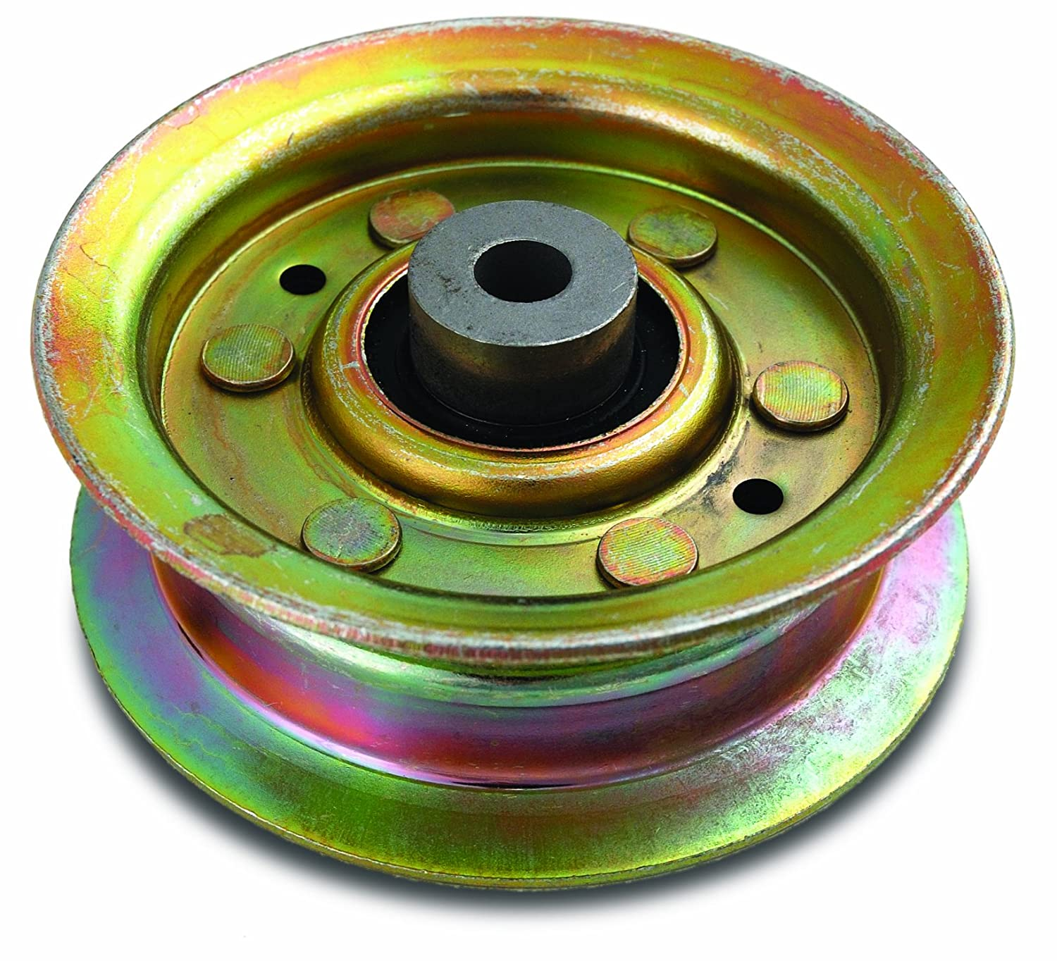Oregon 78-054 Flat Idler Pulley Replacements for AYP 173437/165888/532173437