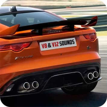 Amazon com: Best Sounding V8 and V12 Cars: Appstore for Android